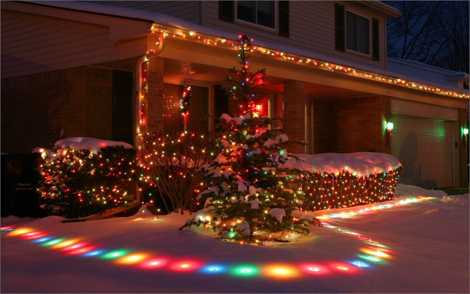 Let us brighten up your property for Christmas